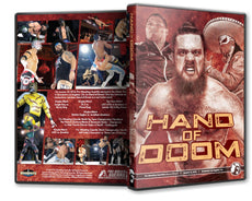 PWG - Hand Of Doom 2019 Event Blu-Ray