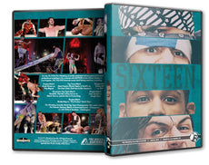 PWG - Sixteen 2019 Event Blu-Ray