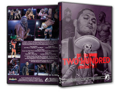 PWG - 200 / Two Hundred 2019 Event Blu-Ray