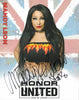 ROH - Mandy Leon Autographed Honor United 2019 8x10