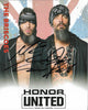 ROH - The Briscoes (Mark & Jay) Autographed Honor United 2019 8x10