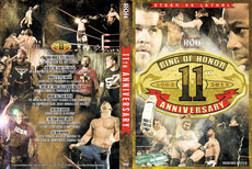 ROH - 11th Anniversary 2013 Event DVD ( Pre-Owned )