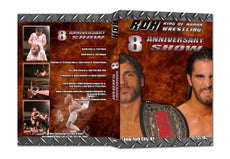 ROH - 8th Anniversary Show 2010 Event DVD ( Pre-Owned )