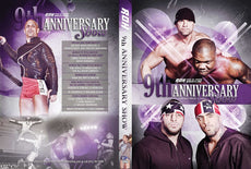 ROH - 9th Anniversary Show 2011 Event DVD ( Pre-Owned )