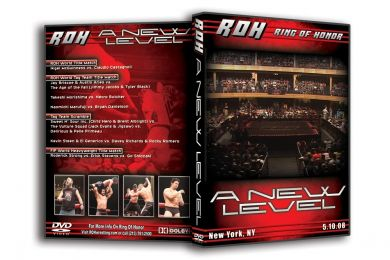 ROH - A New Level 2008 Event DVD ( Pre-Owned )