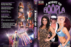 ROH - A Night Of Hoopla 2013 Event DVD ( Pre-Owned )
