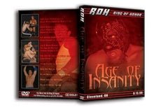 ROH - Age of Insanity 2008 Event DVD ( Pre-Owned )