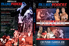 ROH - Allied Forces 2010 Event DVD ( Pre-Owned )
