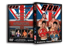 ROH - Anarchy In The UK 2006 Event DVD (Pre-Owned)