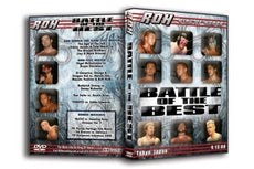ROH - Battle Of The Best 2008 Event DVD