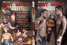 ROH - Best In The World 2011 Event DVD ( Pre-Owned )