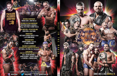 ROH - Best in the World 2014 Event DVD ( Pre-Owned )