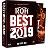 ROH - Best Of 2019 - 10 Disc Event DVD Box Set  ( 2 Discs Missing )
