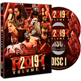 ROH - Best Of 2019 Volume 4 - 2019 Event 2 DVD Set
