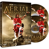"ROH - Best Of Will Ospreay ""The Aerial Assassin"" 2 Disc DVD Set"