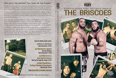 ROH - Briscoes : Raised in Sandy Fork: The Life & Times of the Briscoe Brothers 2 Disc DVD Set ( Pre-Owned )