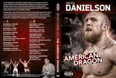 "ROH - Bryan Danielson ""American Dragon"" 2 Disc DVD Set ( Pre-Owned )"