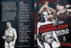 "ROH - Bryan Danielson ""World Champion"" 2 Disc DVD Set ( Pre-Owned )"