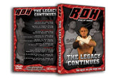 "ROH - Best of CM Punk Volume 3 ""The Legacy  Continues"" DVD (Pre-Owned)"