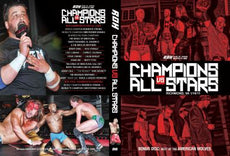 ROH - Champions Vs. All Stars 2011 Event DVD ( Pre-Owned ) + Bonus Disc