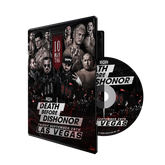 ROH - Death Before Dishonor 2018 Event DVD
