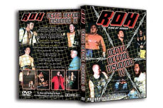 ROH - Death Before Dishonor IV 2006 Event DVD (Pre-Owned)