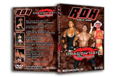 ROH - Dragon Gate Invasion 2005 Event DVD (Pre-Owned)