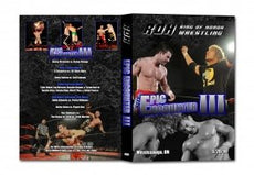 ROH - Epic Encounter 3 2010 Event DVD ( Pre-Owned )