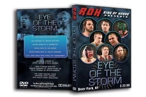 ROH - Eye Of The Storm 2008 Event DVD