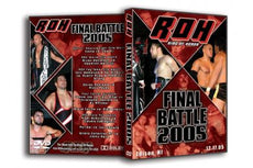 ROH - Final Battle 2005 Event DVD (Pre-Owned)