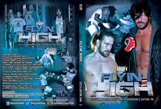 ROH - Flyin High 2014 Event DVD ( Pre-Owned )