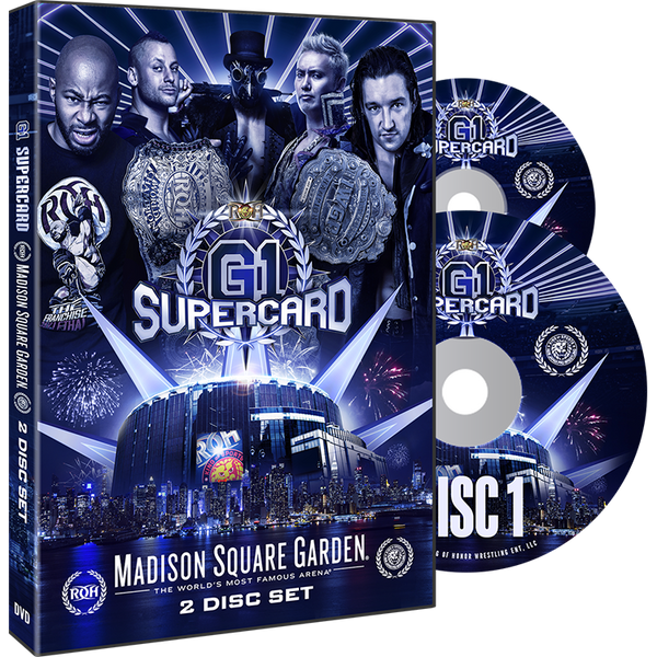 G1 Supercard : Madison Square Garden 2019