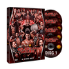 ROH - Global Wars 2018 Tour - 4 Event DVD Set