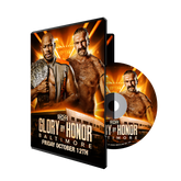 ROH - Glory By Honor 2018 Event DVD