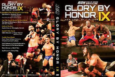 ROH - Glory By Honor 9 IX 2010 Event DVD ( Pre-Owned )