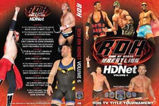 ROH - ROH on HDNet Vol. 6 DVD ( Pre-Owned )