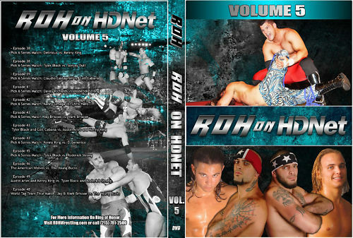 ROH - ROH On HDNet Volume 9 DVD