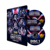 ROH : Honor United UK Tour 2018 - 3 Event DVD Set