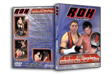 ROH - It All Begins 2005 Event DVD (Pre-Owned)