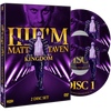 "ROH - ""IIIII'M Matt Taven And This Is My Kingdom"" 2 Disc DVD Set"