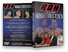 ROH - The Midnight Express Reunion 2004 Event DVD (Pre-Owned)