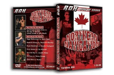ROH - Northern Navigation 2008 Event DVD