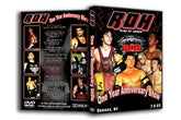 ROH - One Year Anniversary 2003 Event DVD ( Pre-Owned )