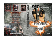 ROH - Phoenix Rising 2010 Event DVD ( Pre-Owned )