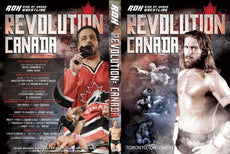 ROH - Revolution: Canada 2011 Event DVD ( Pre-Owned )