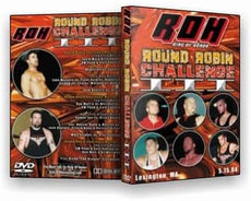 ROH - Round Robin Challenge 3 2004 Event DVD ( Pre-Owned )