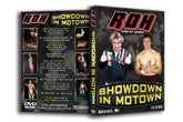 ROH - Showdown In Motown 2005 Event DVD (Pre-Owned)