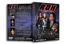 ROH - Sign of Dishonor 2005 Event DVD (Pre-Owned)