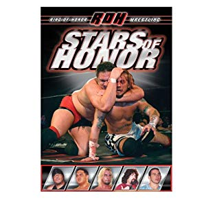 ROH - Stars Of Honor DVD (Pre-Owned)
