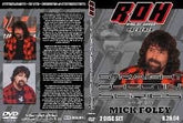 ROH - Straight Shootin with Mick Foley 2 Disc Set ( Pre-Owned DVD )